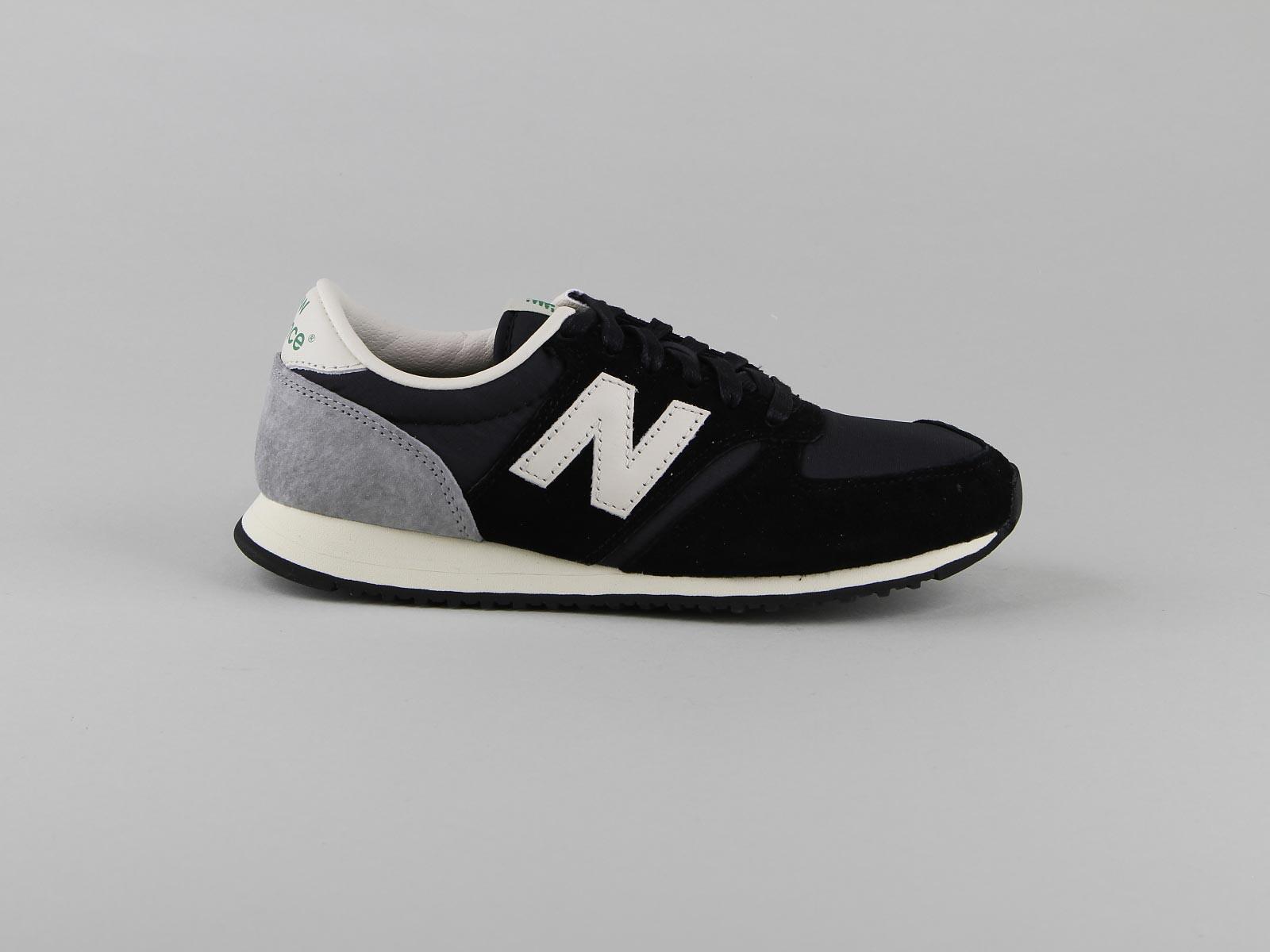 new balance noire et grise