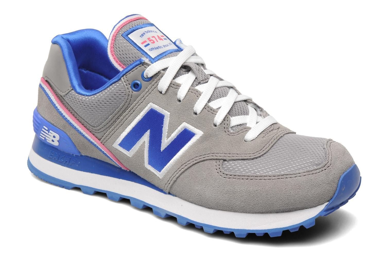 new balance rose grise bleu