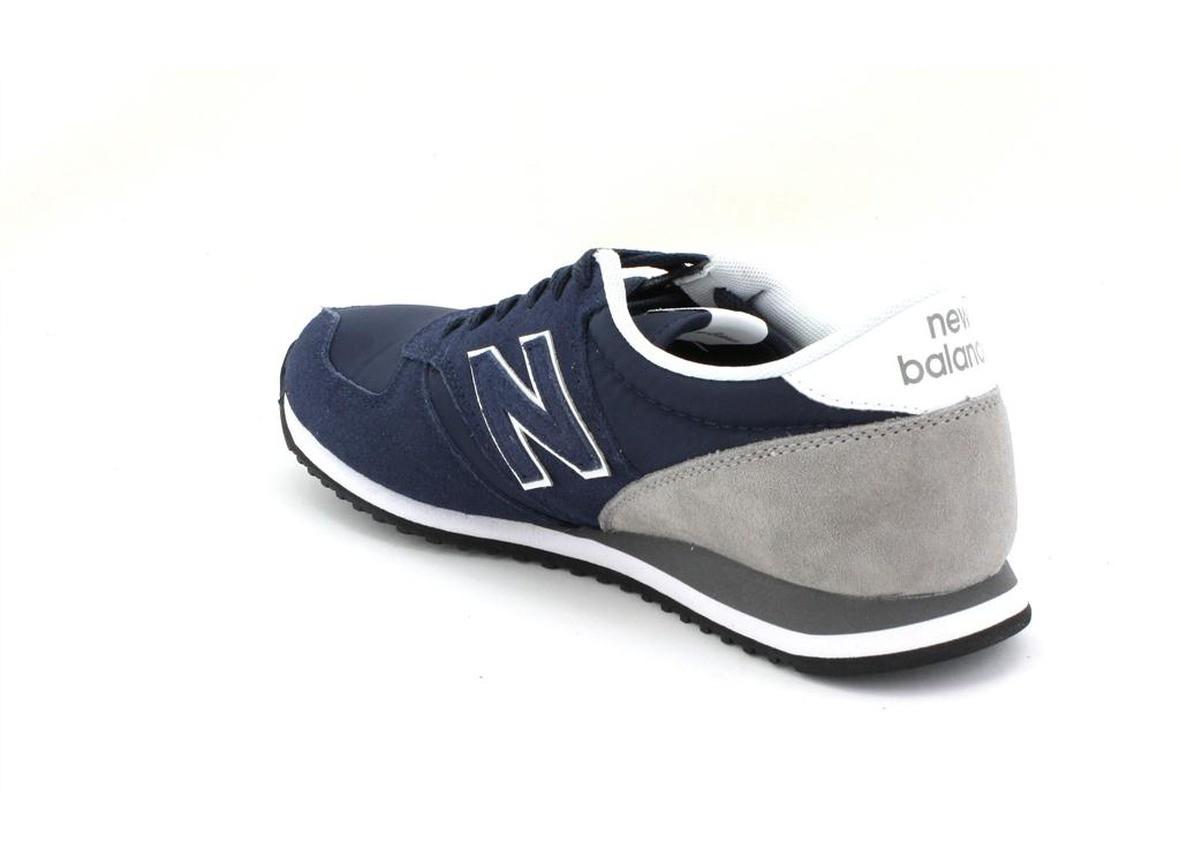 new balance bleu marine gris