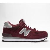 bordeaux rode new balance schoenen