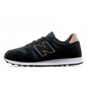 new balance 373 noir et rose