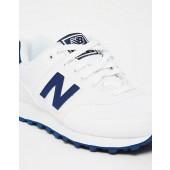 new balance 574 bleu et blanc