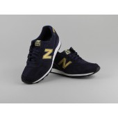 new balance bleu marine doree