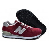 new balance bordeaux rood 574