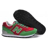 new balance rouge et vert