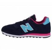 new balance roze blauw
