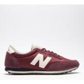 new balance sneakers u410 bordeaux