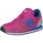 new balance u395 blauw roze