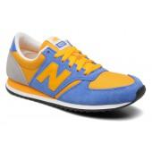 new balance u420 bleu et jaune