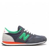 new balance u420 bleu et vert