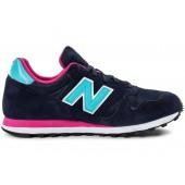 new balance w373 bleu et rose