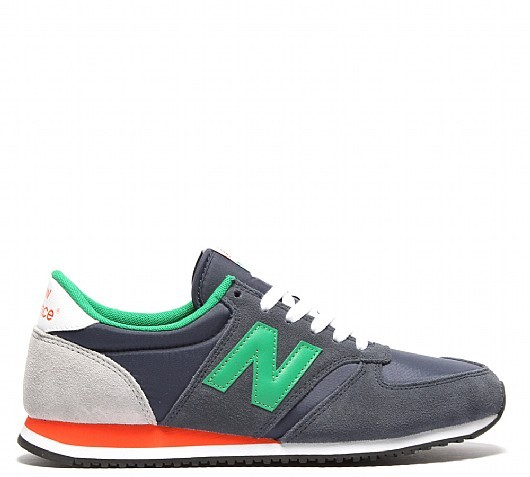 baskets new balance 420 rouge