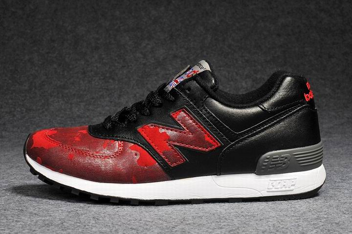 new balance 576 homme rouge