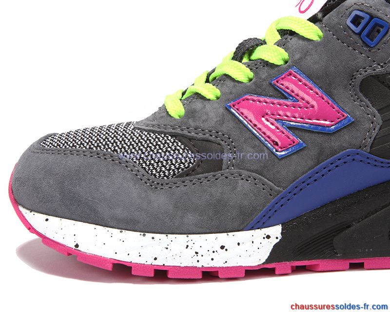 new balance 580 gris rose jaune