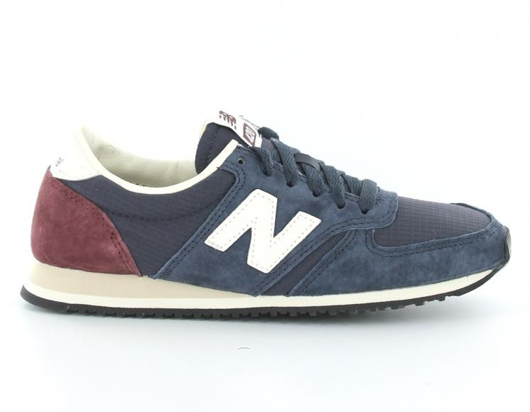 new balance bordeau bleu marine