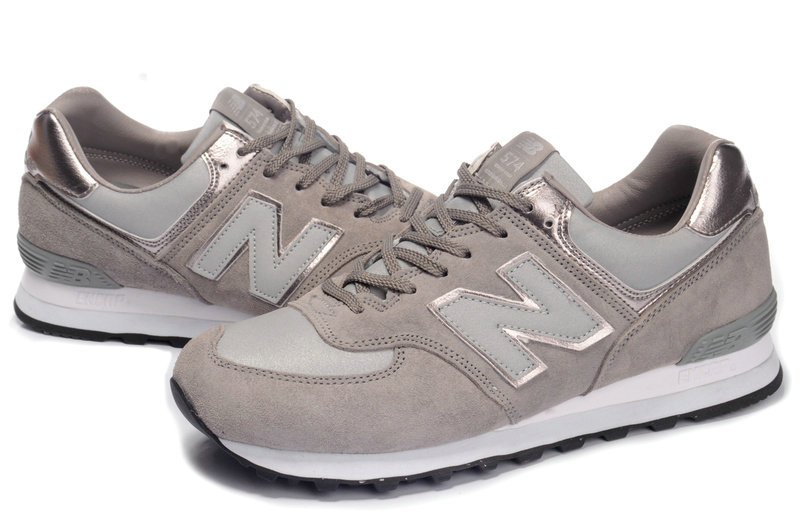 new balance beige et marron