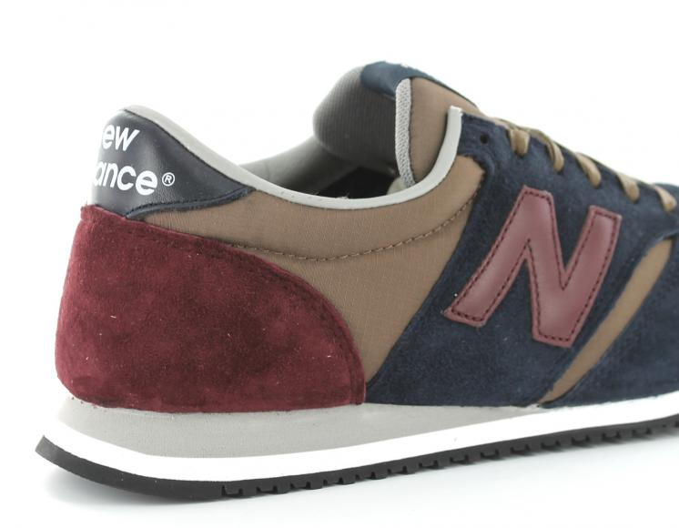 new balance u420 navy homme