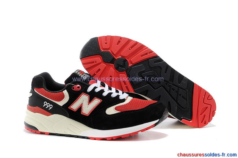 new balance noir rouge