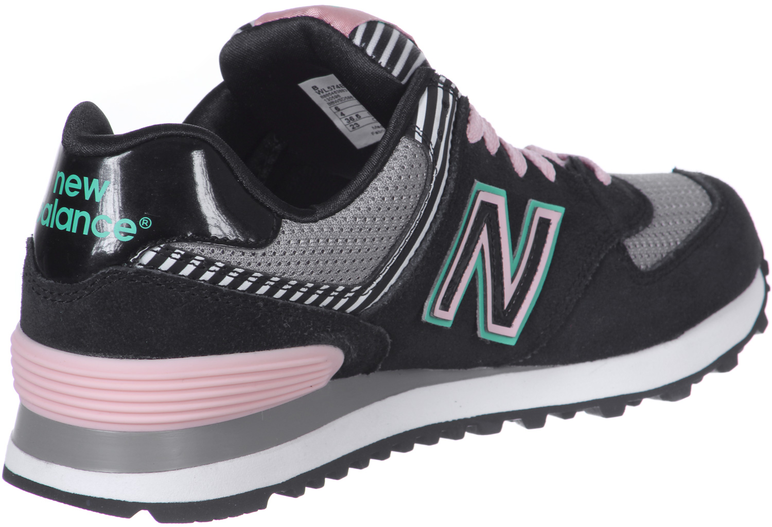 152fd4e439f4 ... authentic new balance 574 rose et vert aa688 d80e6 ...