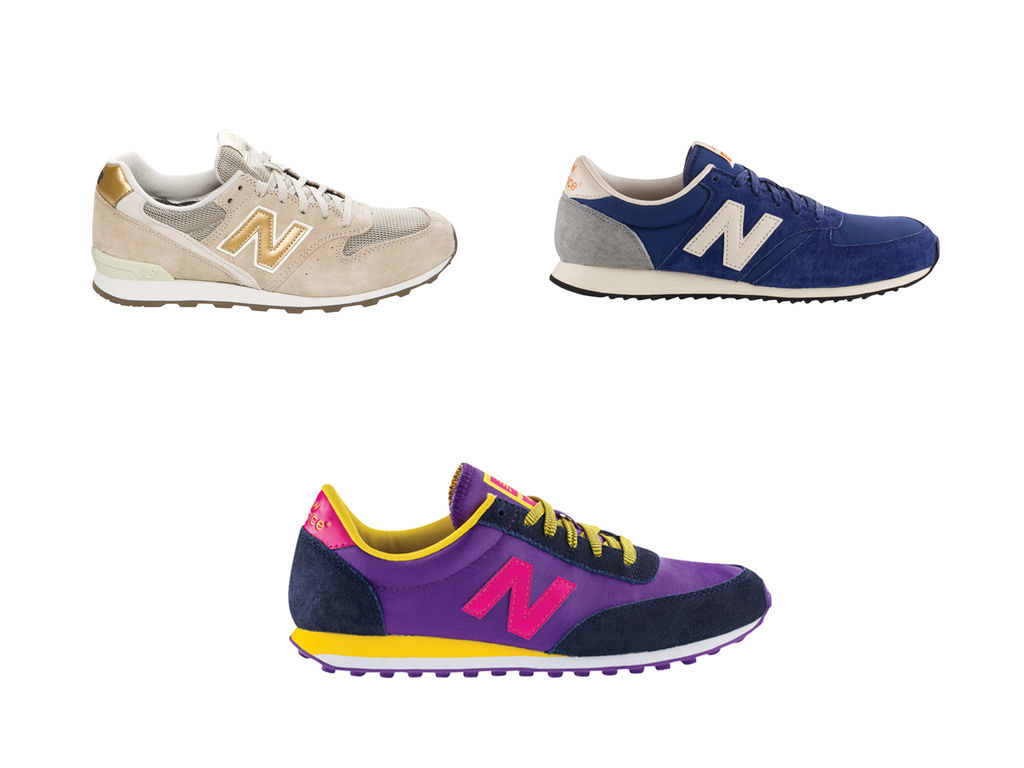 basket new balance tendance