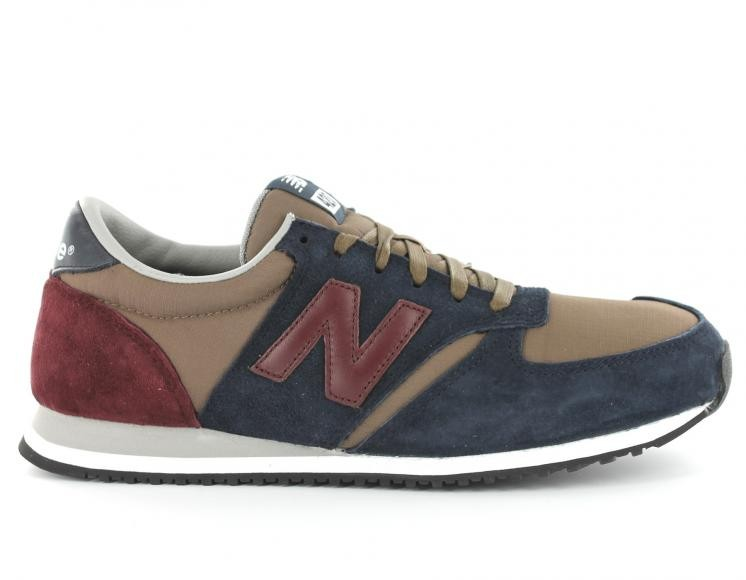 new balance u420 bleu et bordeau