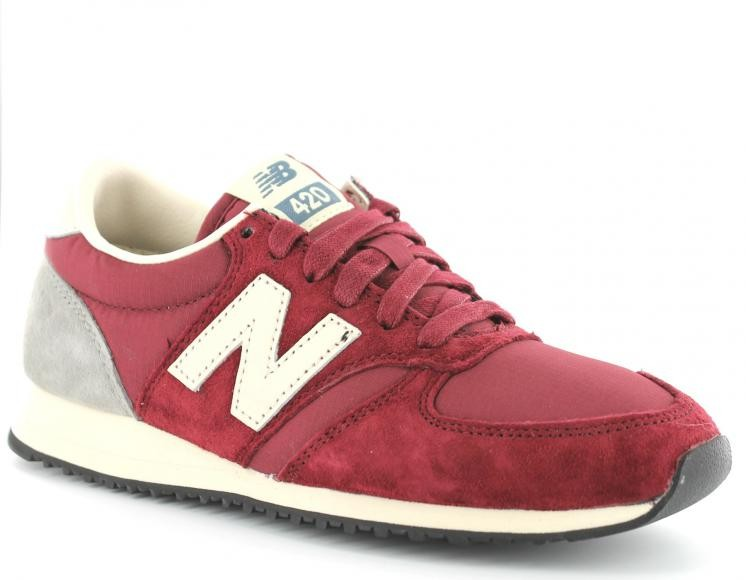 énorme réduction 50ee0 180aa good new balance u420 bordeaux femme 31a59 88a48