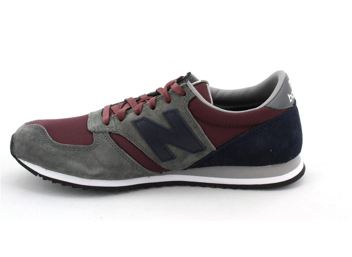 new balance u420 bordeaux gris
